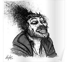 Zombie Michael Poster