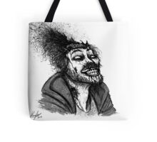 Zombie Michael Tote Bag