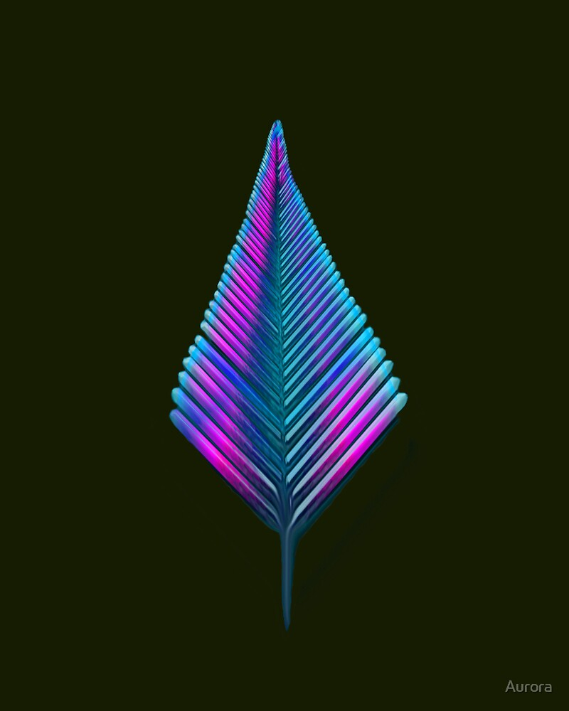 Feather scale by Aurora