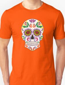 Sugar Skull (cat) T-Shirt