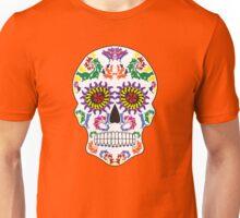 Sugar Skull (cat) Unisex T-Shirt