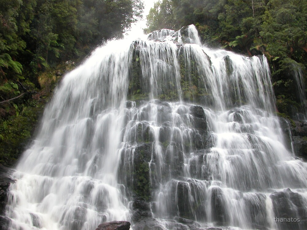 Nelson Falls by thanatos