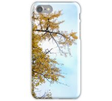 Buttery Foliage // Germany iPhone Case/Skin