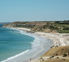 Port Willunga, South Australia by Irene Scales