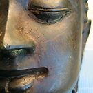 Buddha Face by Ye Liew