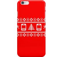 BB Ugly Sweater iPhone Case/Skin