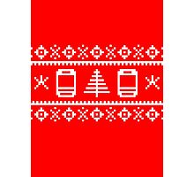 BB Ugly Sweater Photographic Print