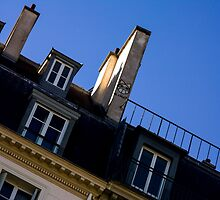 angles of Paris ... by Tempe