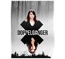 The Vampire Diaries Elena And Katherine Poster
