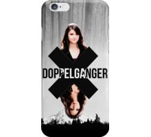 The Vampire Diaries Elena And Katherine iPhone Case/Skin