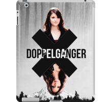 The Vampire Diaries Elena And Katherine iPad Case/Skin