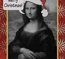 Mona Claus  by my-sanity
