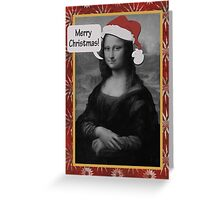 Mona Claus  Greeting Card