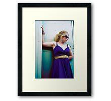 fashion 1 Framed Print
