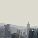 frankfurt haze by Yuval Fogelson