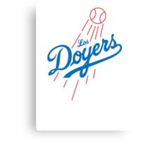 Los Doyers Canvas Print