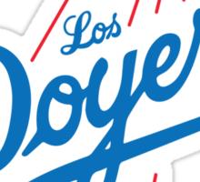 Los Doyers Sticker