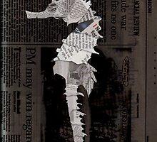 Seahorse by Tiffany Ho