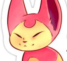 Skitty Pokemon Sticker Set Sticker