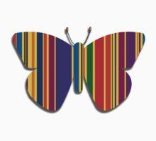 Flutterbye Stripes 2 T-Shirt