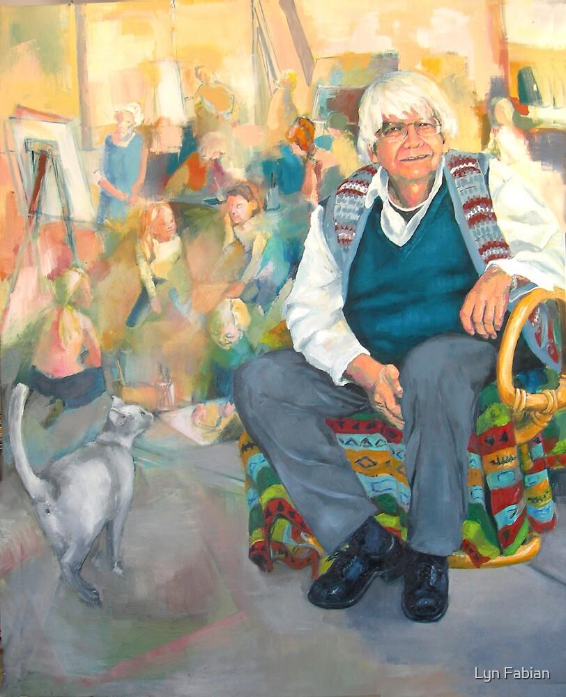Ron Hartree, Artist, Teacher, Humanitarian by Lyn Fabian
