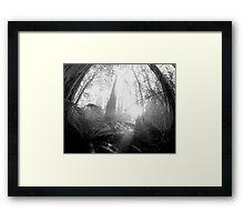 Enchanted Web Framed Print