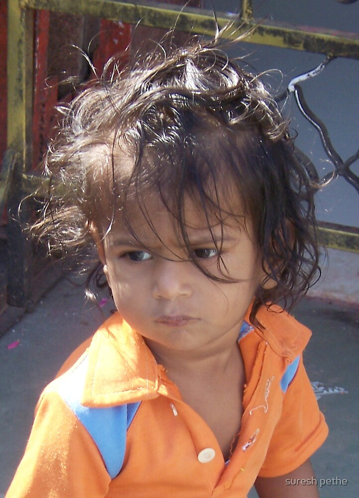 Boy 1 by suresh pethe