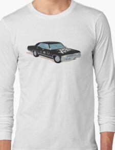 SuperWhoLocked in the Impala Long Sleeve T-Shirt
