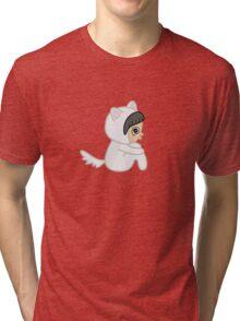 When I'm sulking Tri-blend T-Shirt