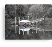 Siuslaw River 1 Metal Print