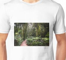 Nelson Falls Bush Walk, Tasmania Unisex T-Shirt