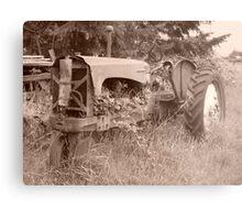 Tractor 1 Metal Print