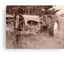 Tractor 1 Canvas Print
