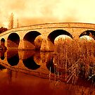 Richmond Bridge, Tasmania 2... by JAZ art