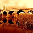 Richmond Bridge, Tasmania 2... by Jarrod Lees