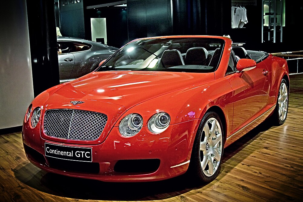 Bentley Continental GTC by Nathan T
