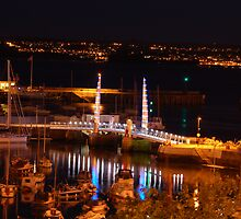 Torquay at night by jake2000