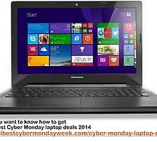 2015 Trends in the Best Cyber Monday Laptop Deals 2014 by jimmyjamess