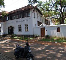 Old Harbour Hotel, Fort Kochi  by Entropy