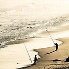 Fishermen by Pirostitch