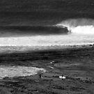 Empty wave... by JAZ art