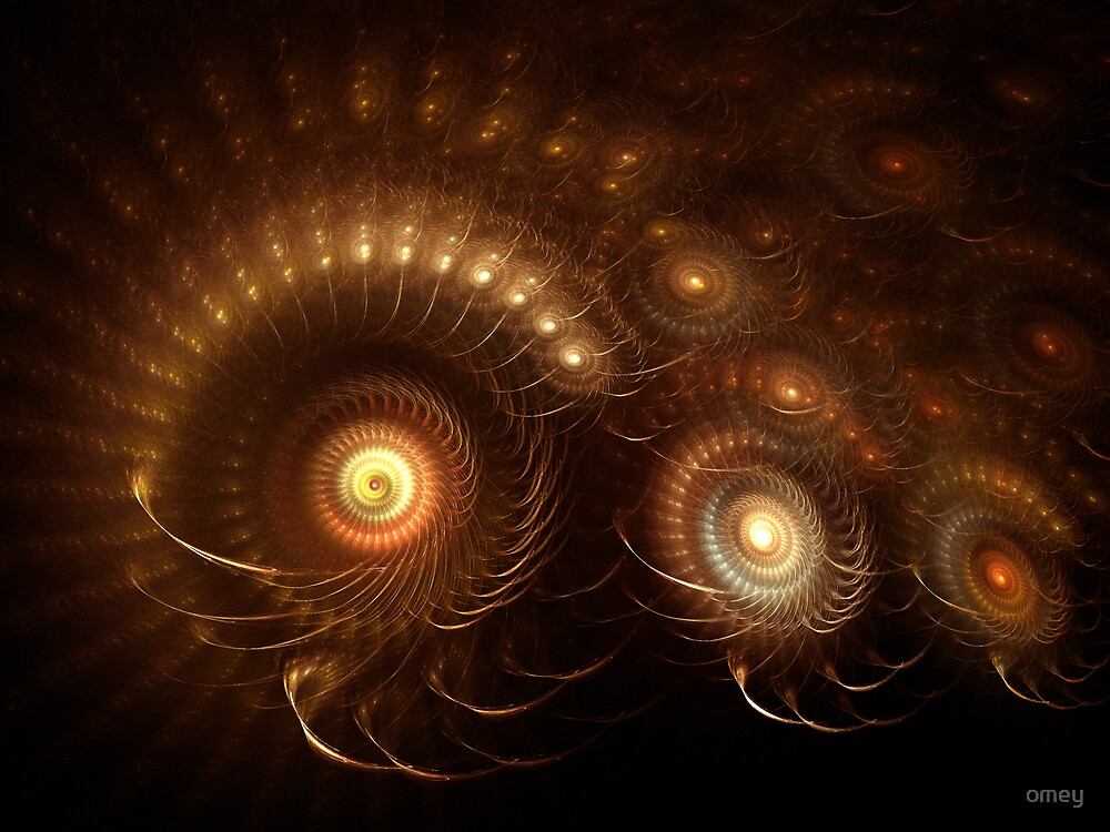 Espiral Tres by omey