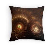Espiral Tres Throw Pillow