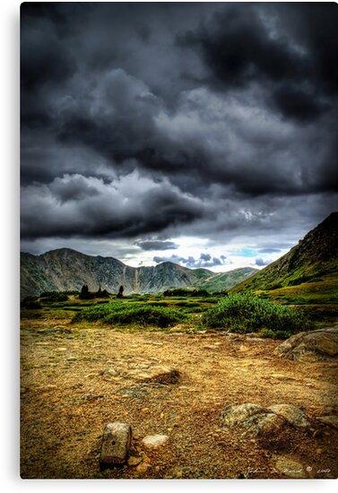 When the Thunder Comes by John  De Bord Photography