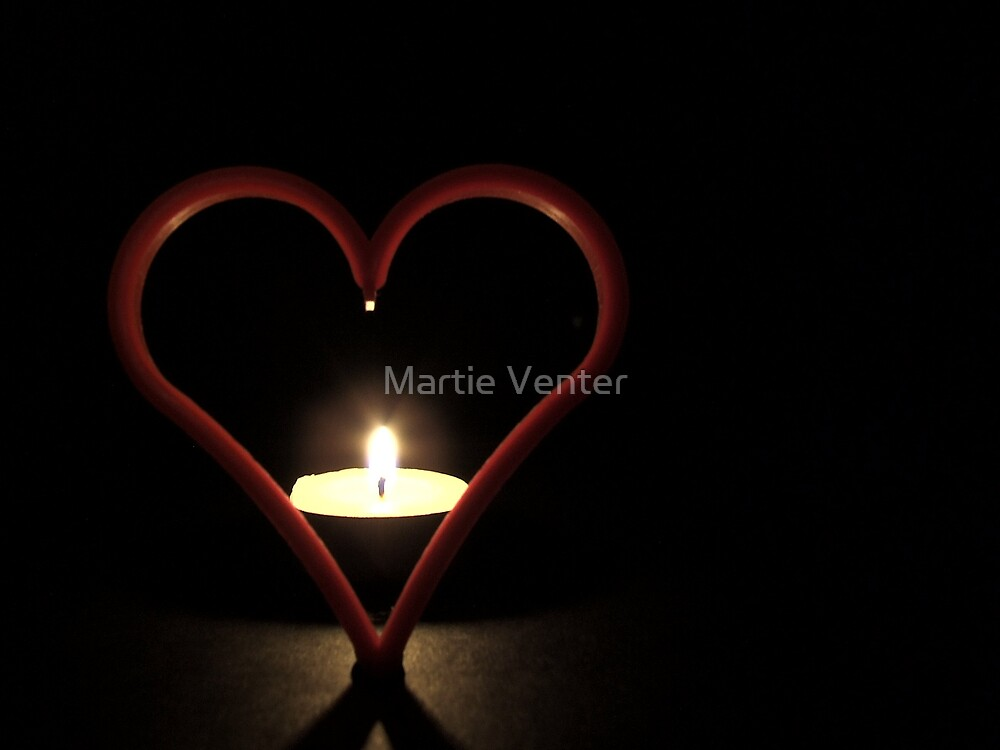 Light of Love by Martie Venter
