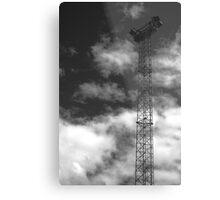 Light Tower Metal Print