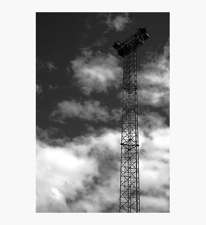 Light Tower Photographic Print