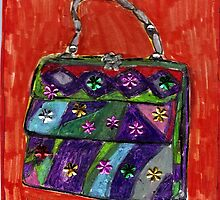 Pop Art Purse  by RobynLee