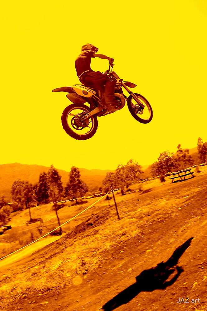 Flying High... by Jarrod Lees