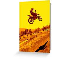 Flying High... Greeting Card